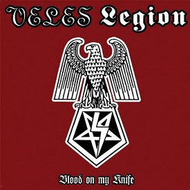 Veles / Legion - Blood On My Knife CD