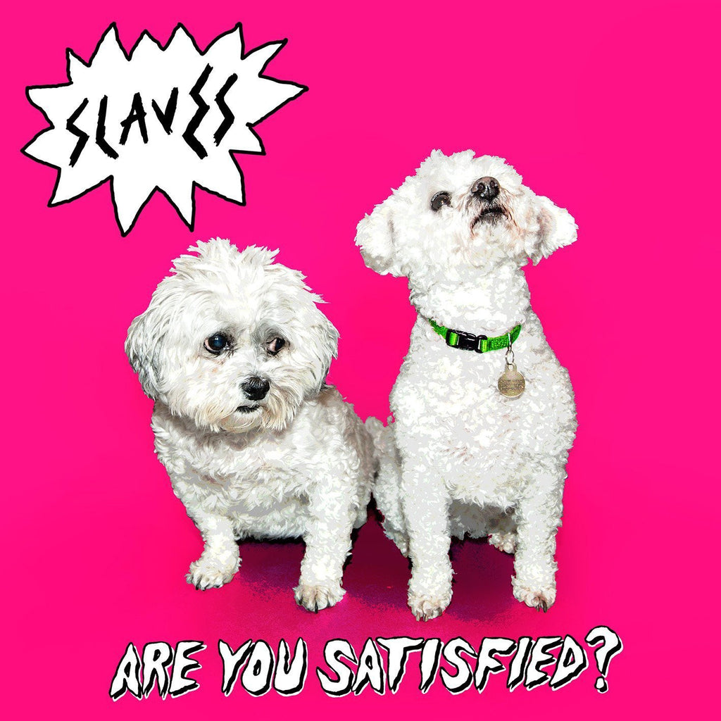 Slaves - Are You Satisfied? LP