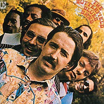 The Paul Butterfield Blues Band - Keep On Moving (LP, 140g Gold Vinyl)