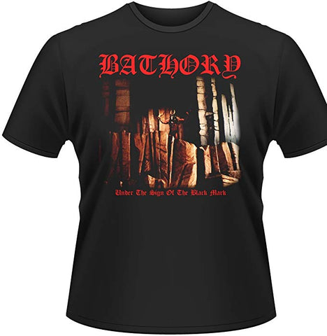 [T-shirt] Bathory - Under The Sign of the Black Mark