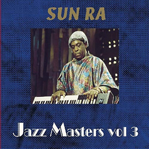 Sun Ra - Jazz Masters Vol 3 (2xCD)