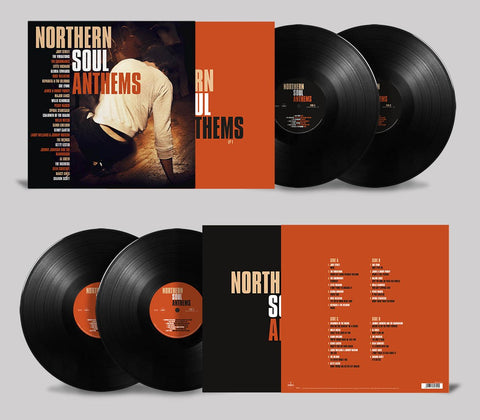 Various - Northern Soul Anthems (2xLP, 180g Heavyweight Vinyl)