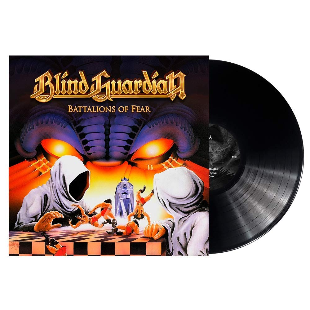 Blind Guardian - Battalions Of Fear (2xLP, 180g Remixed & Remastered)