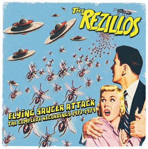 Rezillos - Flying Saucer Attack: The Complete Recordings 1977-1979 (2xCD)