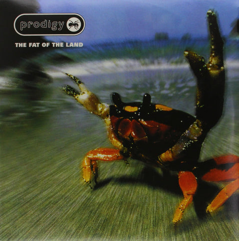The Prodigy - The Fat Of The Land (2LP)