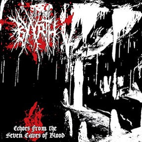 Byyrth - Echoes From The Seven Caves Of Blood (CD)