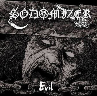 Sodomizer - Evil (CD)