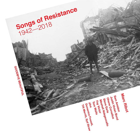 Marc Ribot - Songs Of Resistance 1942 - 2018 (2xLP, 180g, Gatefold)