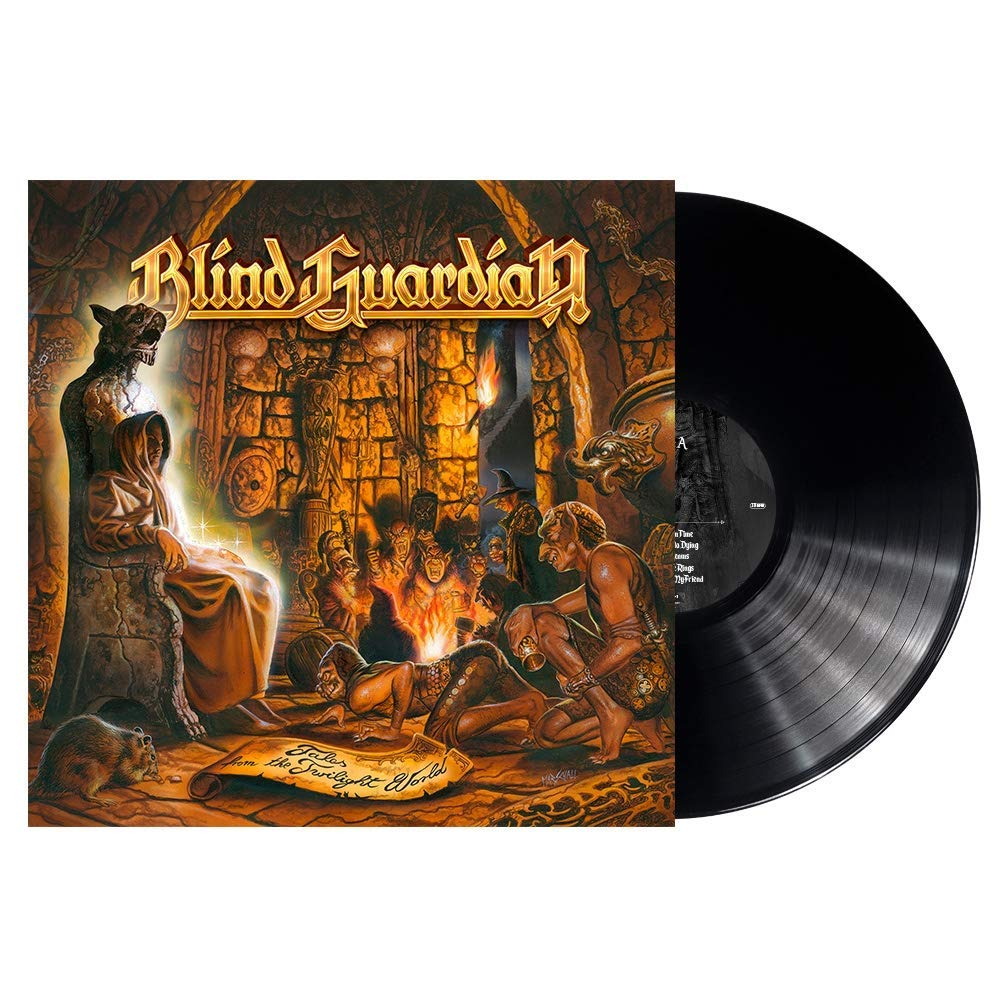 Blind Guardian - Tales From Twilight World (2xLP, 180g Remixed & Remastered)