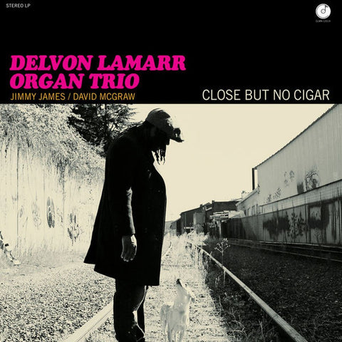 PREORDER - Delvon Lamarr Organ Trio - Close But No Cigar (LP)