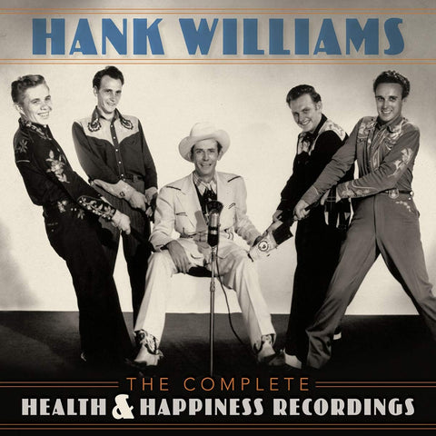 Hank Williams - Health And Happiness Recordings (3xLP)