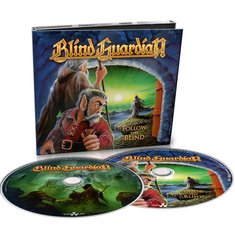 Blind Guardian - Follow The Blind (CD Digipack, Remixed & Remastered)