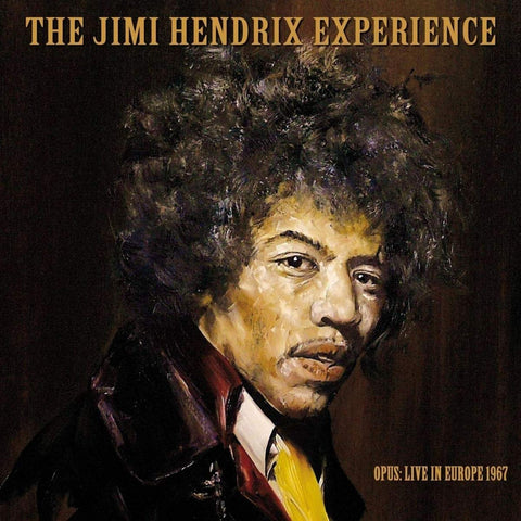 Jimi Hendrix Experience, The - Opus: Live In Europe 1967 (3xCD, Digipak)