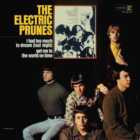 Electric Prunes, The - The Electric Prunes (LP, Purple Vinyl)