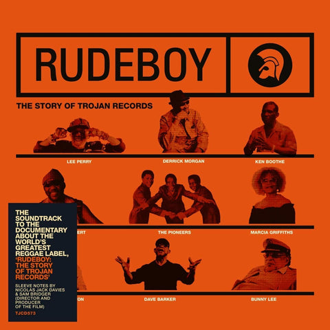 PREORDER - Various Artists - Rudeboy: The Story of Trojan Records [Original Motion Picture Soundtrack] (2xLP Gatefold Sleeve)