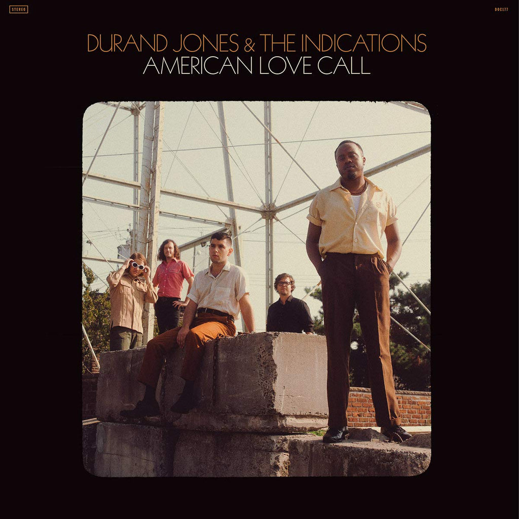 Durand Jones & the Indications - American Love Call (LP, orange vinyl)