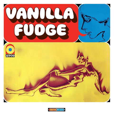 Vanilla Fudge - Vanilla Fudge (LP, 50th Anniversary edition)