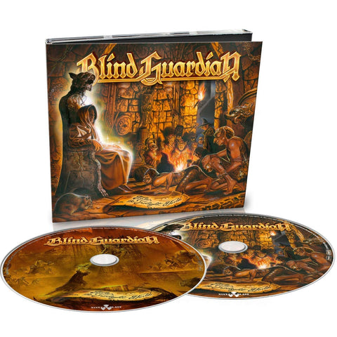 Blind Guardian - Tales From Twilight World (CD Digipack, Remixed & Remastered)