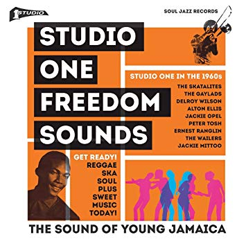 Various - Soul Jazz Records Presents Studio One Freedom Sounds: Studio One In The 1960s (2xLP, Heavyweight Vinyl)