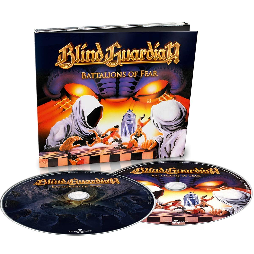 Blind Guardian - Battalions Of Fear (CD Digipack, Remixed & Remastered)