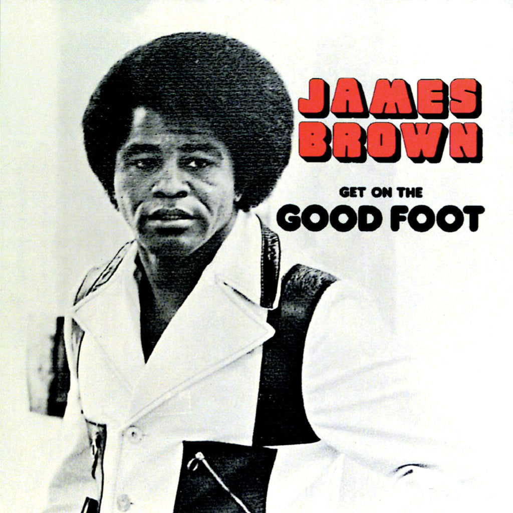 James Brown - Get On The Good Foot (2xLP)