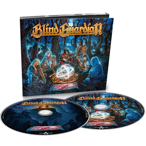 Blind Guardian - Somewhere Far Beyond (2xCD Digipack, Remixed & Remastered)