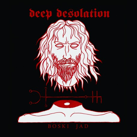 Deep Desolation - Boski Jad (LP)