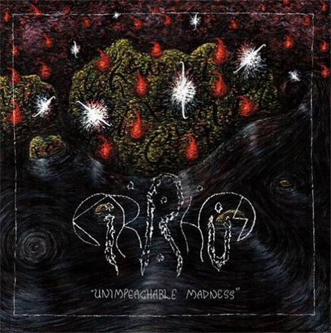Cirrhus - Unimpeachable Madness (CD)