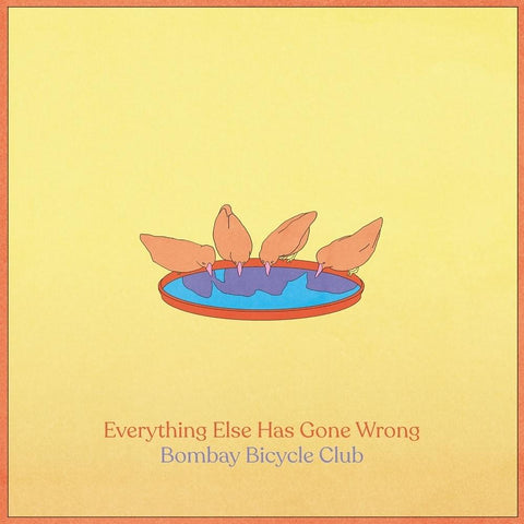 Bombay Bicycle Club  - Everything Else Has Gone Wrong (2xLP Deluxe)