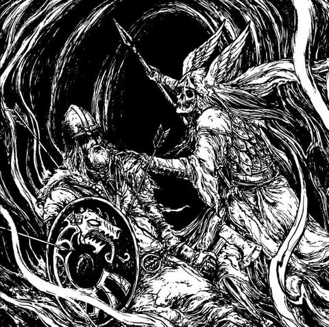 Runespell ‎– Voice Of Opprobium (LP)