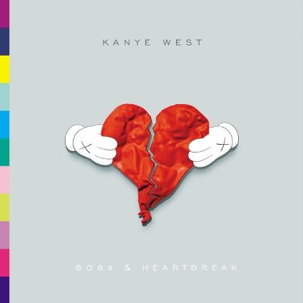 Kanye West - 808s & Heartbreak (2xLP+CD)