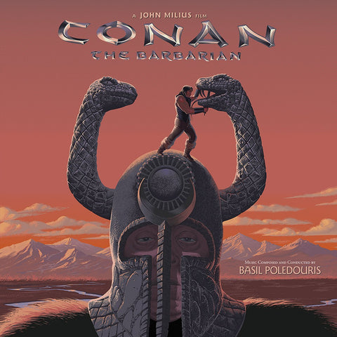 Basil Poledouris - Conan The Barbarian [Original Motion Picture Soundtrack] (LP, 180g Gatefold)