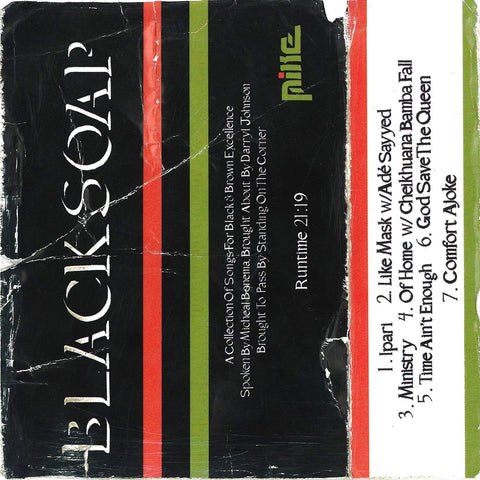 MIKE - Black Soap (LP, 180g)