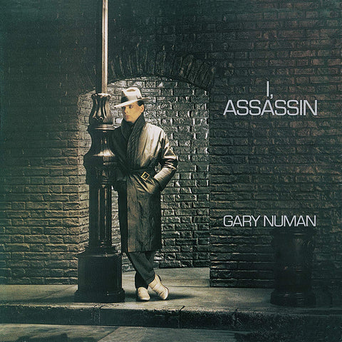Gary Numan - I, Assassin (LP, green vinyl)