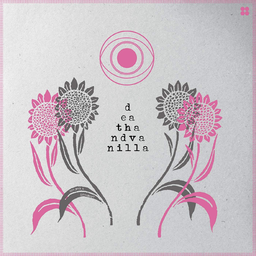 Death and Vanilla - Are You a Dreamer (LP, Pink Vinyl)