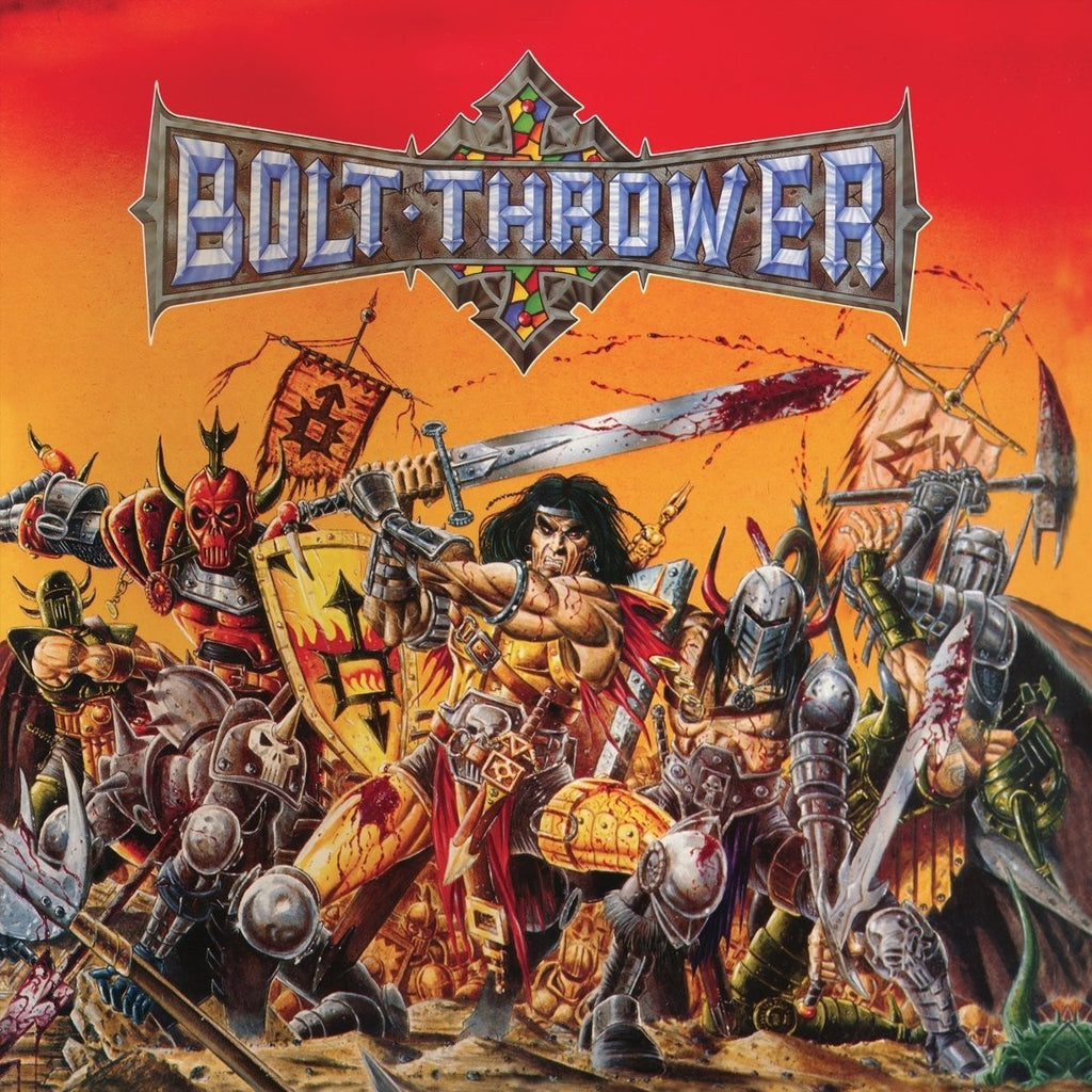Bolt Thrower - War Master (LP, 2017 Reissue)