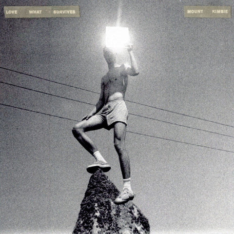 Mount Kimbie - Love What Survives (2xLP)