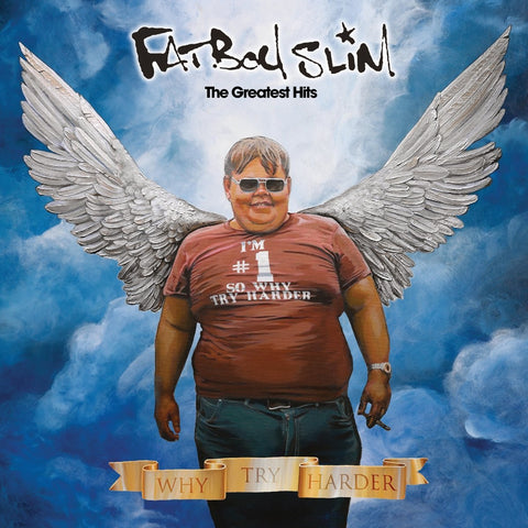 Fatboy Slim - The Greatest Hits (Why Try Harder) (2xLP)