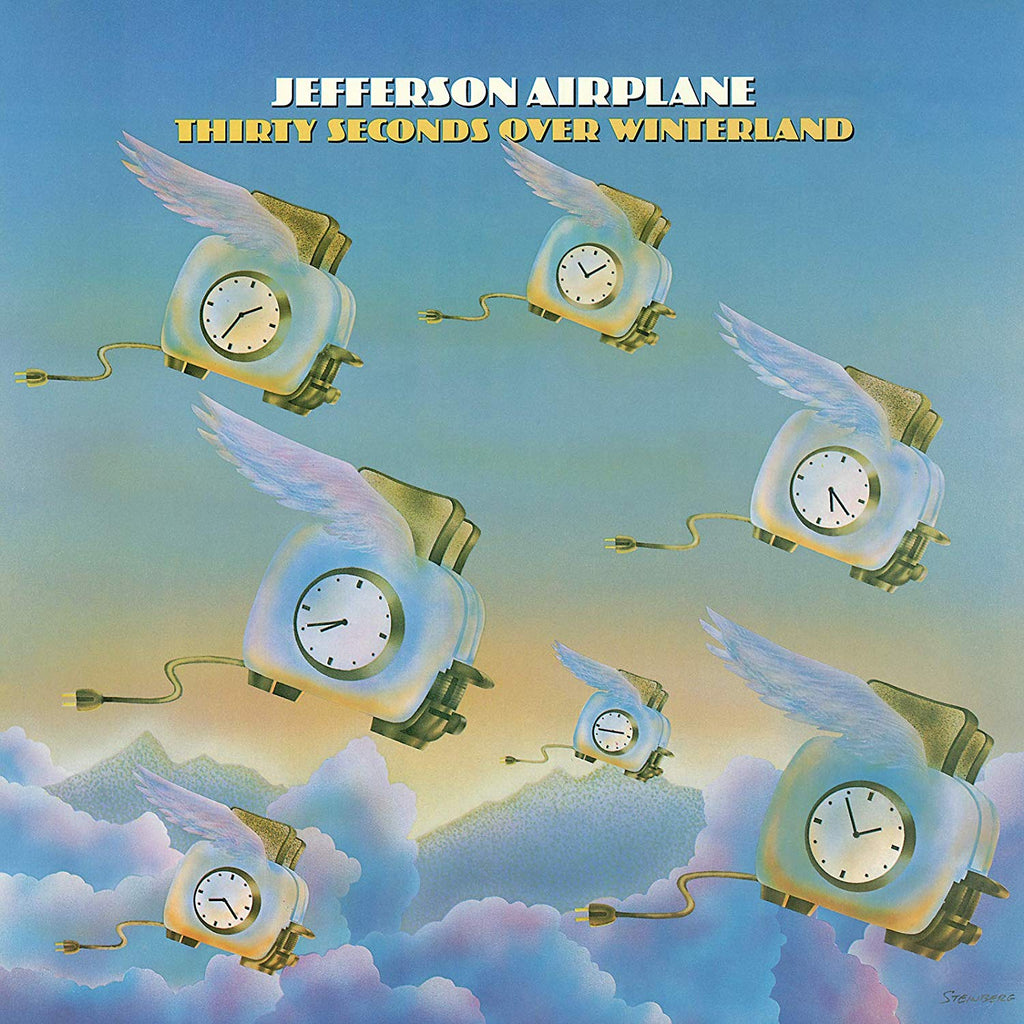 Jefferson Airplane - Thirty Seconds Over Winterland  (LP, Sky Blue Vinyl)