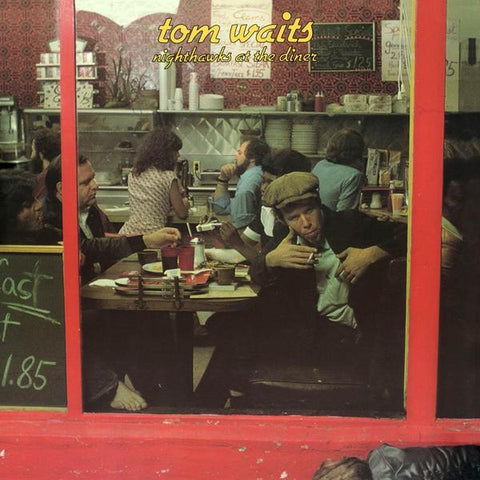 Tom Waits - Nighthawks At The Diner (Remastered) (2xLP, RSD excl. red vinyl)