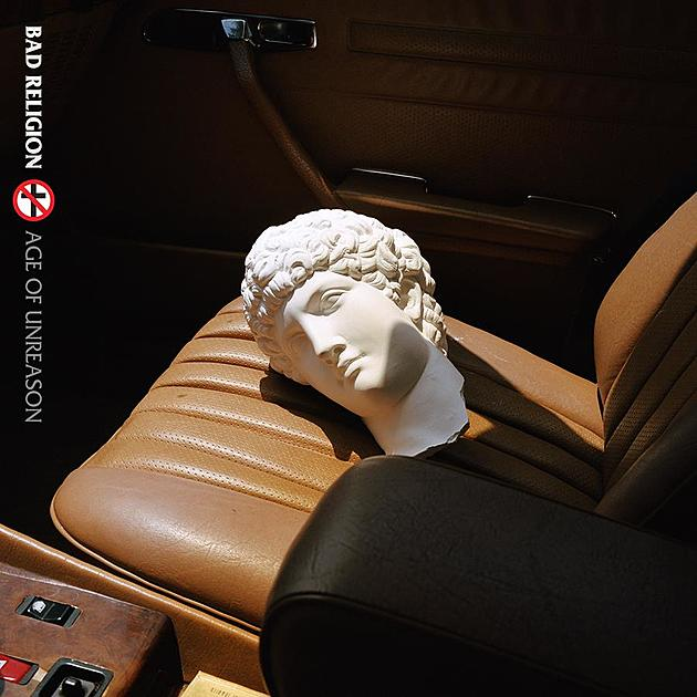 Bad Religion - Age Of Unreason (LP, 180g Indie Excl. Clear Vinyl)