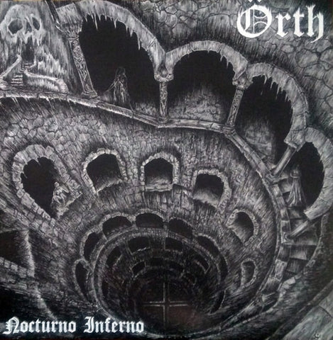 Orth - Nocturno Inferno (LP, numbered)
