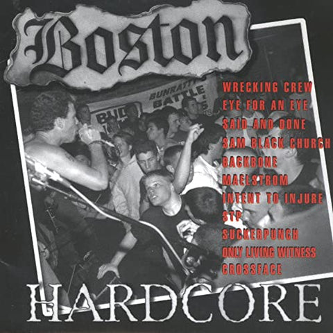 Various - Boston Hardcore 89-91 (LP)