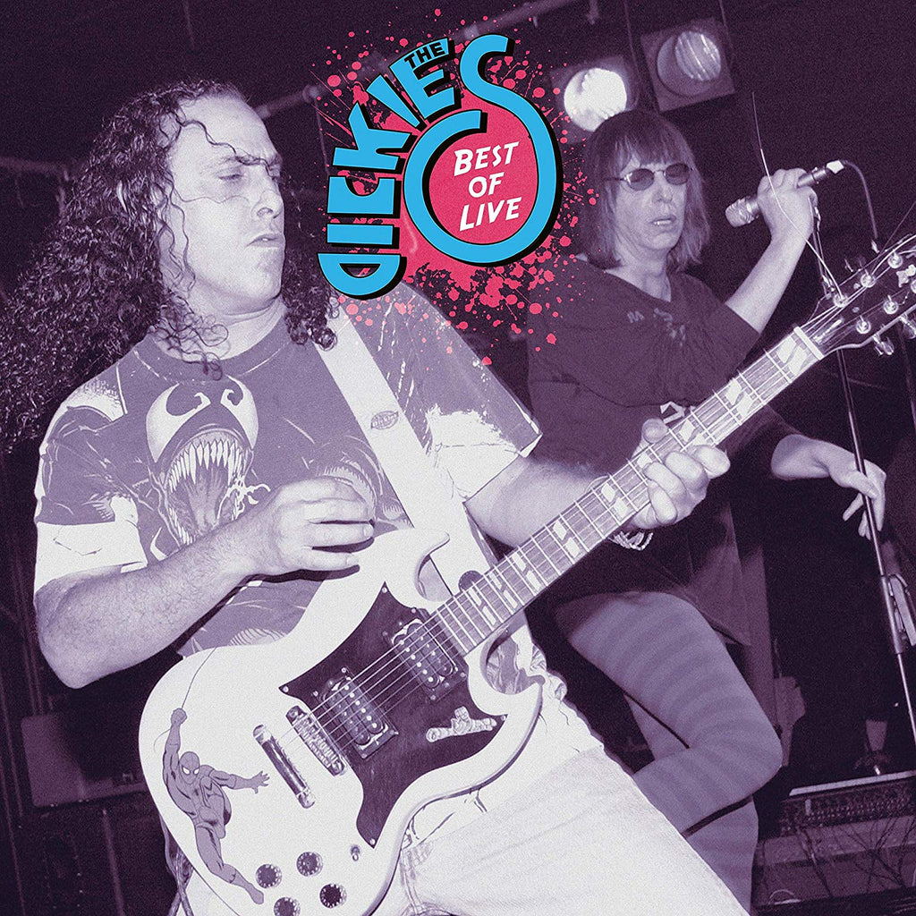 Dickies, The - Best of Live (LP)