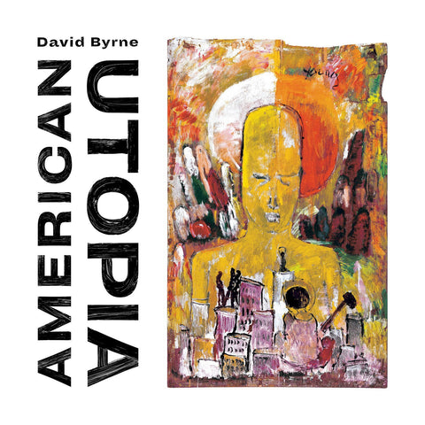 David Byrne - American Utopia (LP + D/L)