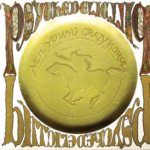 Neil Young with Crazy Horse - Psychedelic Pill (3xLP on 180gm Vinyl)