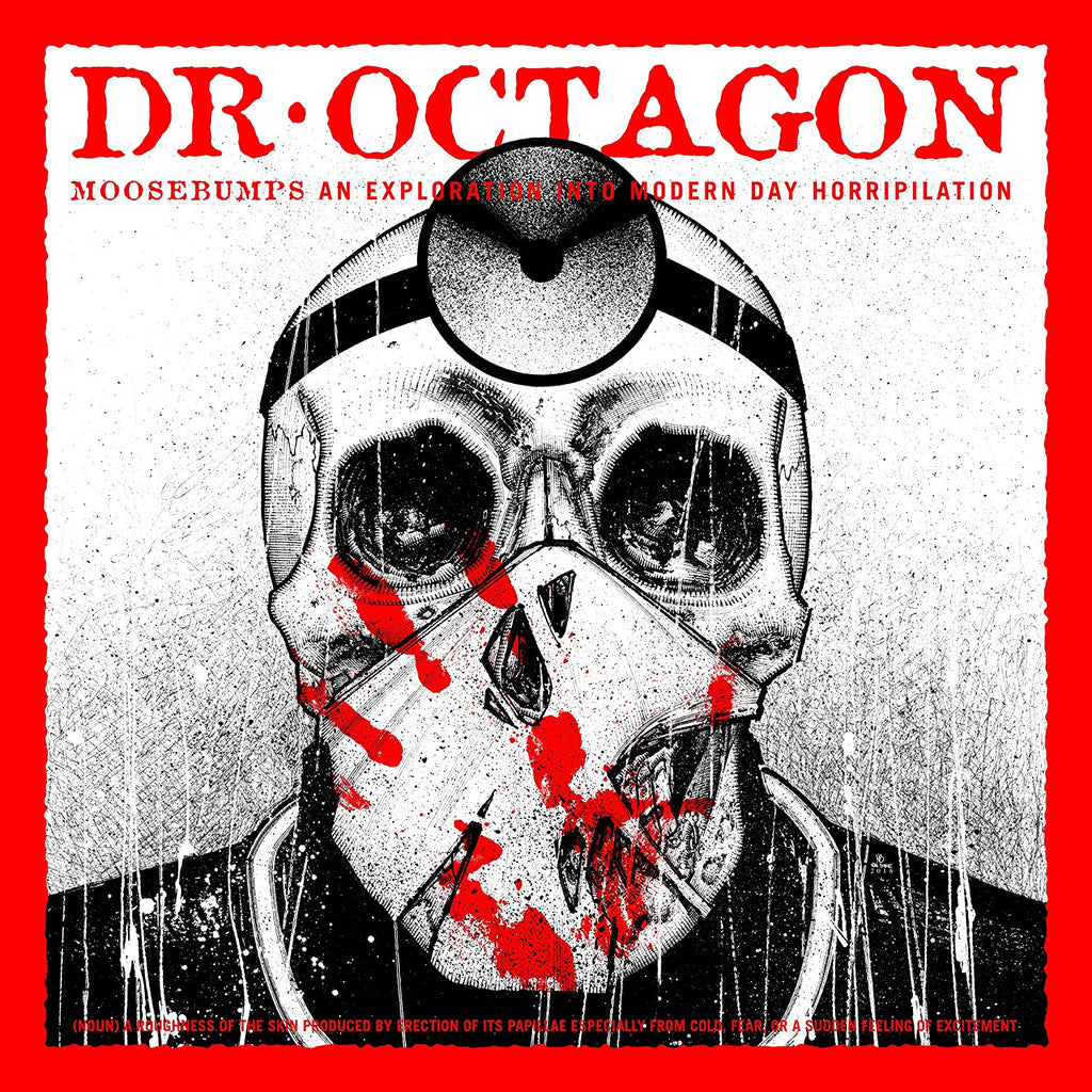 Dr Octagon - Moosebumps An Exploration Into Modern Day Horripilation (2xLP, Indies-Only Alternative Cover)