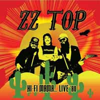 ZZ Top - Hi-Fi Mama ... Live '80 LP