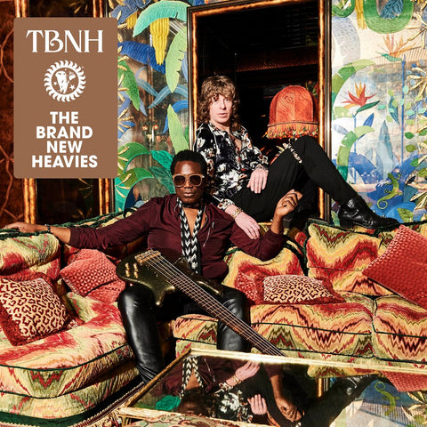 The Brand New Heavies - TBNH (2xLP, Gold vinyl)