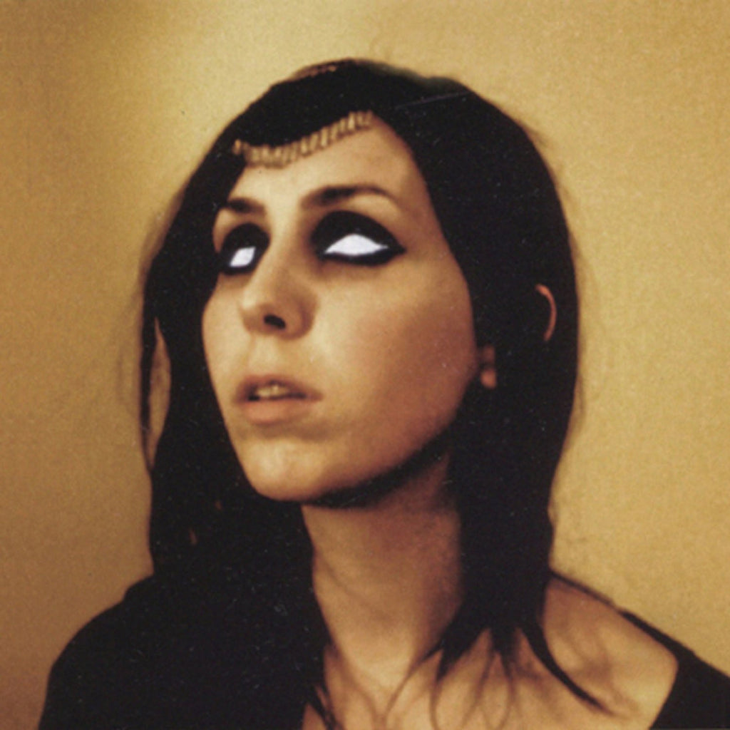 Chelsea Wolfe - Apokalypsis (LP, Orange Smoke Coloured Vinyl)